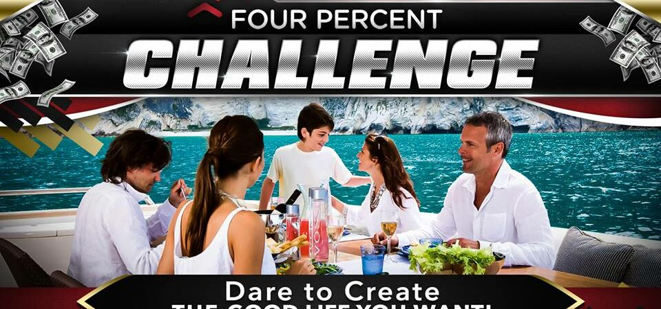 Four-Percemt-Challenge
