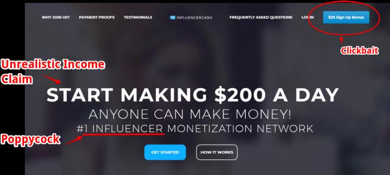 Influencer-Cash
