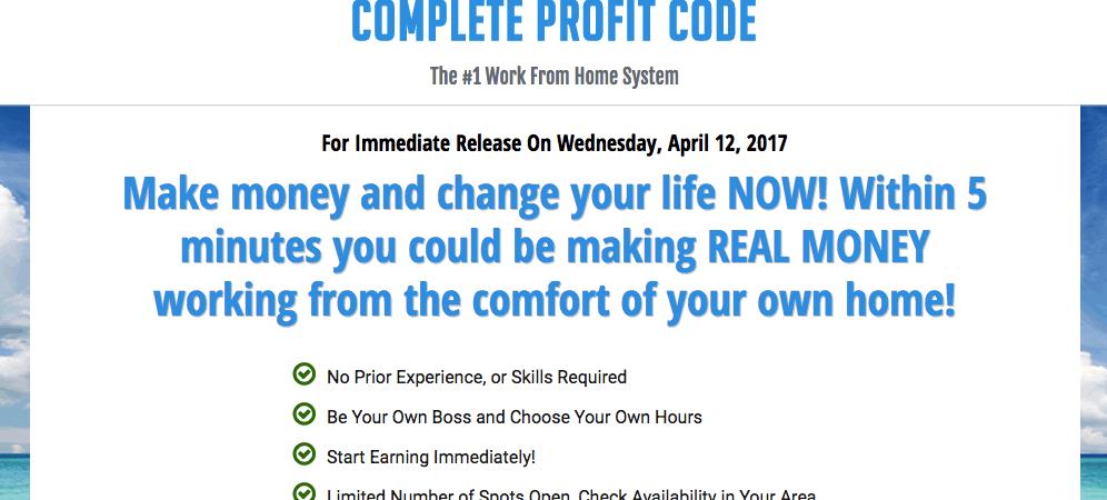 Complete-Profit-Code